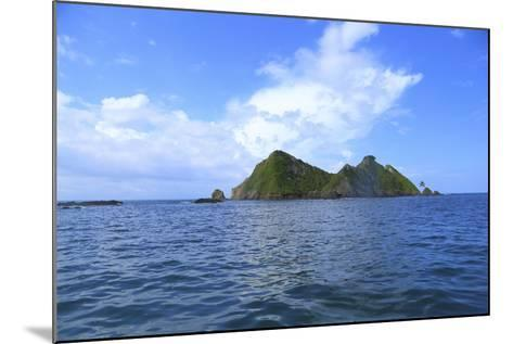 The Coast between Dominical and Uvita.-Stefano Amantini-Mounted Photographic Print