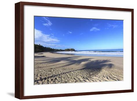 Playa Flamingo Beach.-Stefano Amantini-Framed Art Print