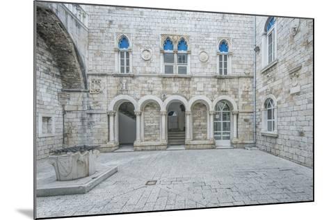 Trogir City Hall-Rob Tilley-Mounted Photographic Print
