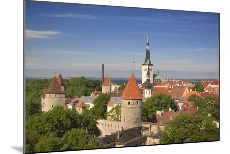 Tallinn-Jon Hicks-Mounted Photographic Print