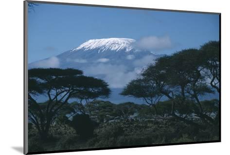 Mount Kilimanjaro-DLILLC-Mounted Photographic Print