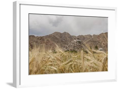 Chemde Monastery, near Karu-Guido Cozzi-Framed Art Print