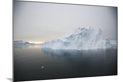 Iceberg-DLILLC-Mounted Photographic Print