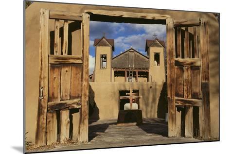 Santuario De Chimayo-DLILLC-Mounted Photographic Print