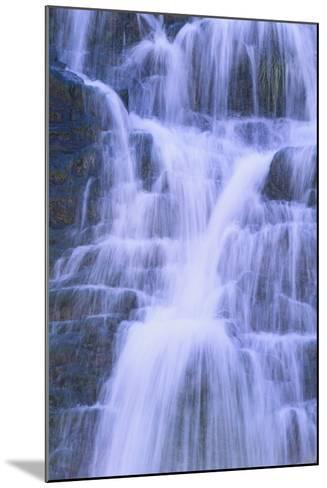 Fresh Waterfall-DLILLC-Mounted Photographic Print