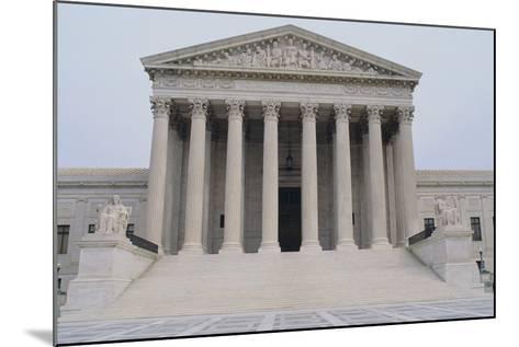US Supreme Court-DLILLC-Mounted Photographic Print
