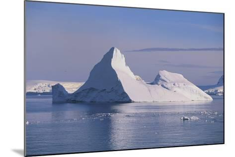 Iceberg-DLILLC-Mounted Photographic Print