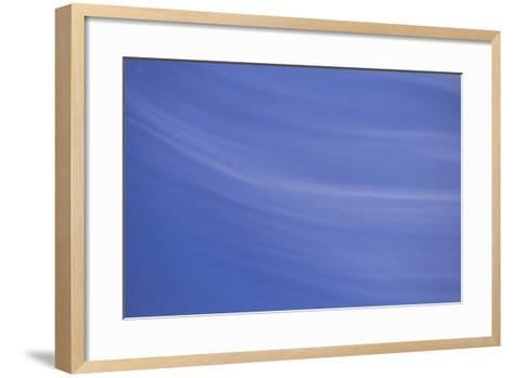 Wispy Clouds-DLILLC-Framed Art Print