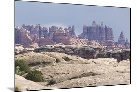 The Needles Rock Formation-DLILLC-Mounted Photographic Print