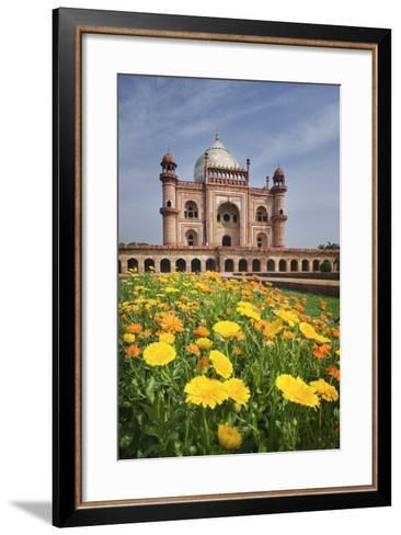 Safdar Jang's Tomb-Jon Hicks-Framed Art Print