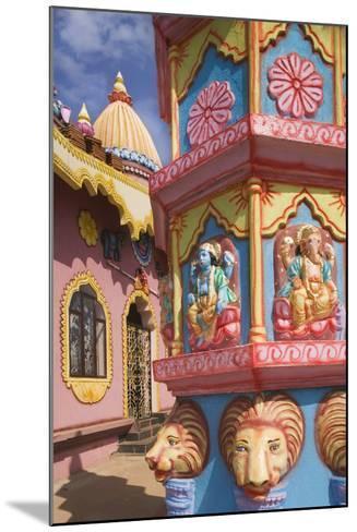 Detail of Temple near Anjuna Beach-Jon Hicks-Mounted Photographic Print
