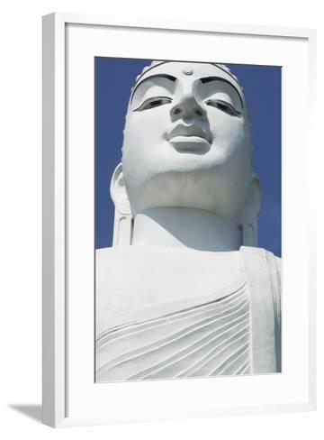 The Bahiravakanda Buddha-Jon Hicks-Framed Art Print