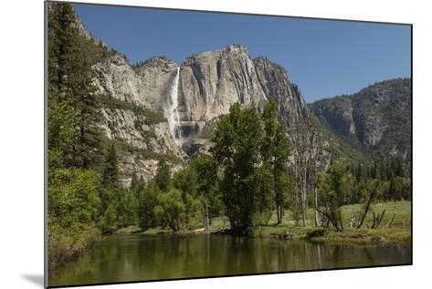 Yosemite Falls in Spring-Richard T Nowitz-Mounted Photographic Print
