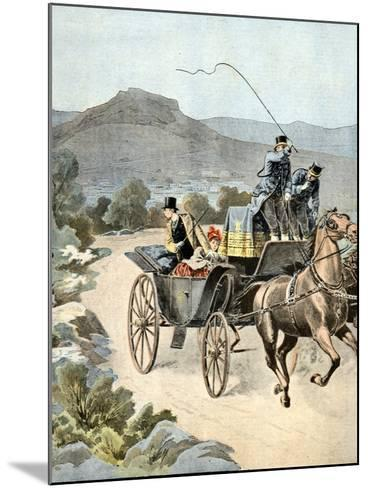Assassination Attempt on King George I of Greece 1898-Chris Hellier-Mounted Photographic Print