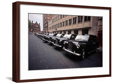 THE LE GARSMEUR LONDON PHOTOGRAPHS-Alain Le Garsmeur-Framed Art Print
