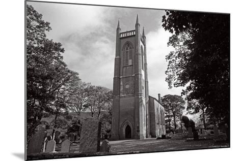 W.B. Yeats, Ireland-Alain Le Garsmeur-Mounted Photographic Print