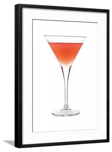 Cocktail-Fabio Petroni-Framed Art Print