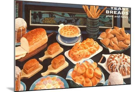 Baked Goods-Found Image Press-Mounted Photographic Print