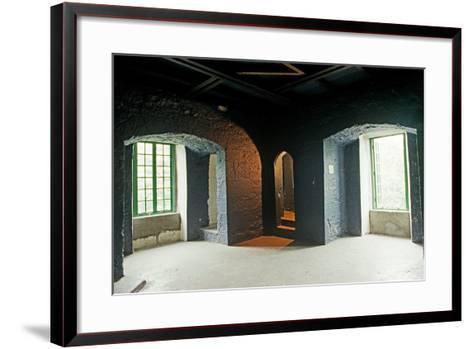 W.B. Yeats, Ireland-Alain Le Garsmeur-Framed Art Print