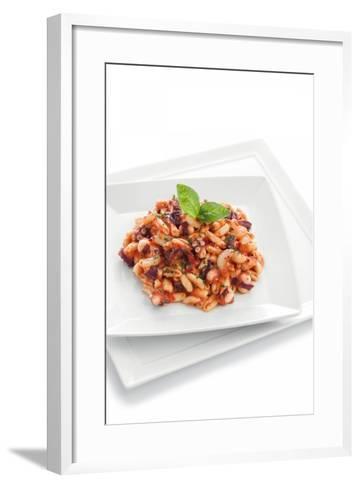 Italian Cuisine-Fabio Petroni-Framed Art Print