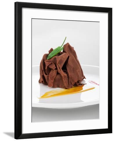 Gourmet Plate-Fabio Petroni-Framed Art Print