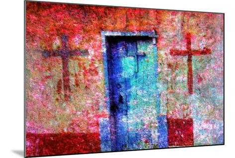 Crosses-Andr? Burian-Mounted Photographic Print