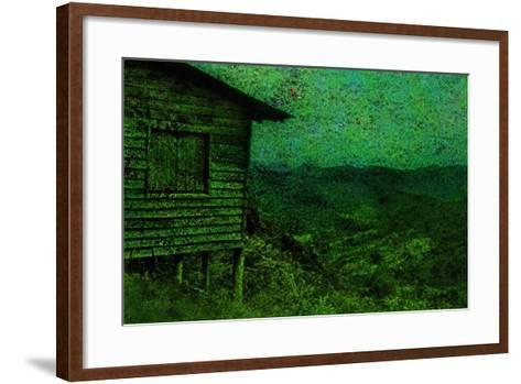 Green-Andr? Burian-Framed Art Print