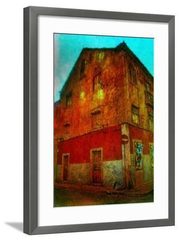 Building-Andr? Burian-Framed Art Print