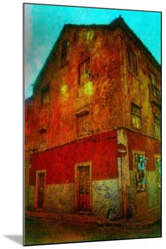 Building-Andr? Burian-Mounted Photographic Print