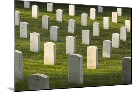 Arlington National Cemetery, Virginia, Usa.-Jon Hicks-Mounted Photographic Print