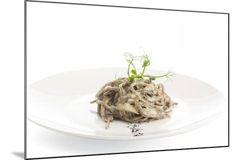Gourmet Plate-Fabio Petroni-Mounted Photographic Print