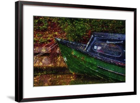 Boat-Andr? Burian-Framed Art Print