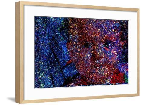 Baby-Andr? Burian-Framed Art Print