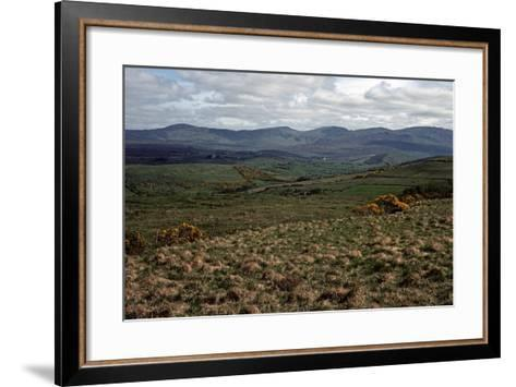 BLUE STACK Mountains, Donegal, IRELAND-Alain Le Garsmeur-Framed Art Print