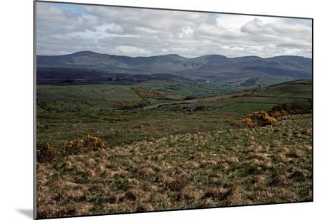 BLUE STACK Mountains, Donegal, IRELAND-Alain Le Garsmeur-Mounted Photographic Print