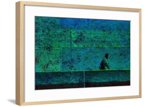 Going Away-Andr? Burian-Framed Art Print