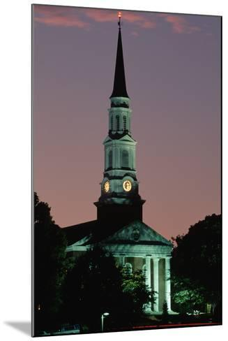 Chapel at the University of Maryland-Paul Souders-Mounted Photographic Print