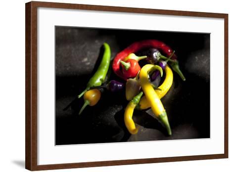 Chili-Fabio Petroni-Framed Art Print