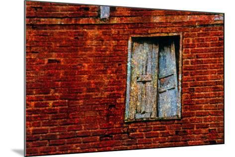 Broken Window-Andr? Burian-Mounted Photographic Print