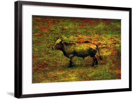 Bull-Andr? Burian-Framed Art Print