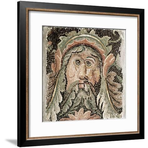 Roman Art: Sea Divinity--Framed Art Print