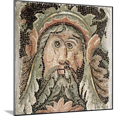 Roman Art: Sea Divinity--Mounted Photographic Print