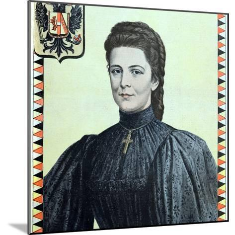 Empress Elisabeth of Austria 1937-98-Chris Hellier-Mounted Photographic Print