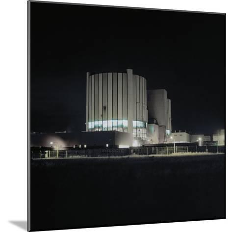 Nuclear Power Plant-Robert Brook-Mounted Photographic Print