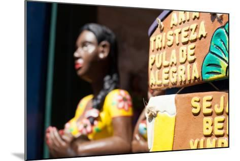 View Of The Unesco World Heritage City Of Ouro Preto In Minas Gerais Brazil-Mariusz Prusaczyk-Mounted Photographic Print