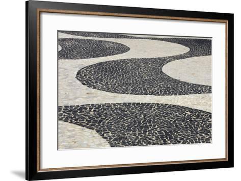 Rio De Janeiro-luiz rocha-Framed Art Print