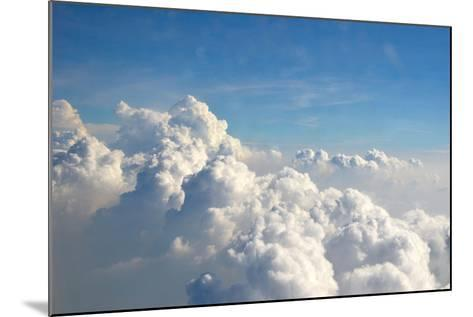 Clouds-Rus N.-Mounted Photographic Print
