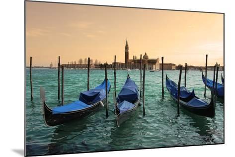 San Giorgio Maggiore Church In Venice, Italy-rglinsky-Mounted Photographic Print