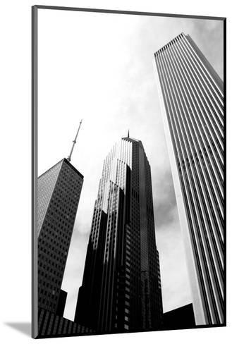 Chicago-cpenler-Mounted Photographic Print