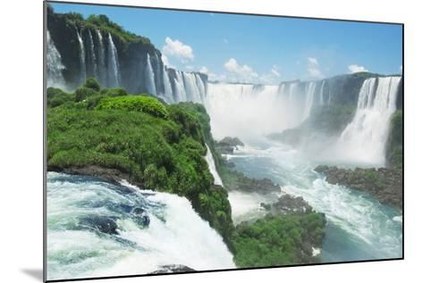 Iguazu Falls-LevKr-Mounted Photographic Print